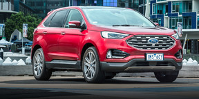 REVIEW: Ford Endura (Ford Edge) hits Australia