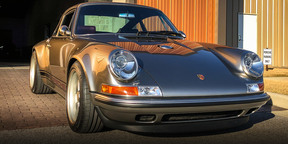 Singer 911 REVIEW: A quick spin