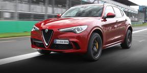 REVIEW: Alfa Romeo Stelvio Quadrifoglio - quick track drive