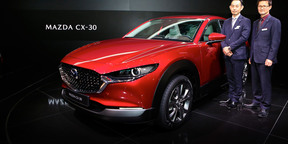 2019 Mazda CX-30 review: Geneva walkaround