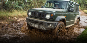 REVIEW: 2019 Suzuki Jimny manual, off-road