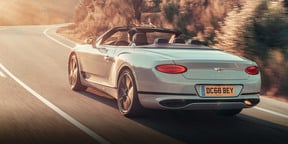 2019 Bentley Continental GT: 5 cool things!