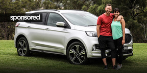 Ford Endura ST-Line: The Power to do more for yourself