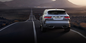REVIEW: 2019 Jaguar F-Pace SVR first drive