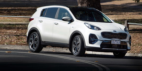 2019 Kia Sportage GT-Line: 5 Things