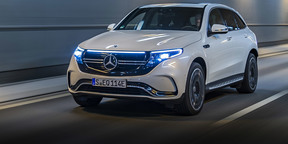 REVIEW: 2019 Mercedes-Benz EQC 400