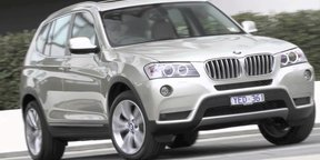 BMW X3 60 Second Spin