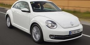 Volkswagen Beetle Video Review