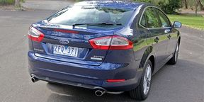 Ford Mondeo Video Review