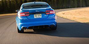 Jaguar XF Video Review