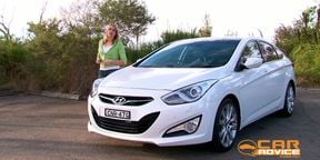 Hyundai i40 PERFORMANCE Video Review