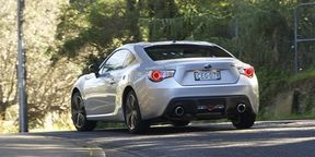 Subaru BRZ Video Review