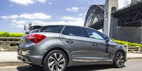 Citroen DS5 Video Review