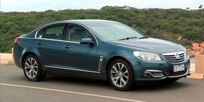Holden Calais Review: a genuine luxury car for $39,990?
