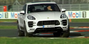 Porsche Macan Review on Track