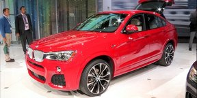 BMW X4 at NYIAS 2014