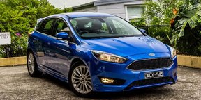2016 Ford Focus Sport Review