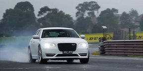 2016 Chrysler 300 SRT Review — With launch control demonstration