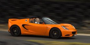2015 Lotus Elise S Review