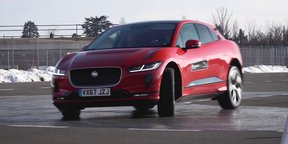 2018 Jaguar I-Pace quick drive review
