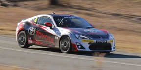 2016 Toyota 86 T86RS Track Test Review
