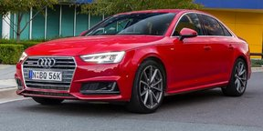 2016 Audi A4 Review : 2.0 TFSI Quattro