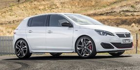 2016 Peugeot 308 GTi Review : Australian First Drive