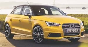 2019 Audi S1