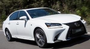 2019 Lexus GS300