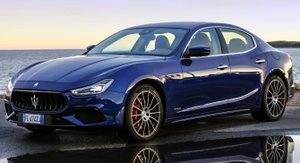 2018 Maserati Ghibli S GranSport   CarAdvice