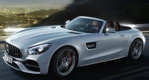 2017 Mercedes-AMG GT