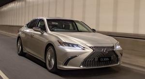 2019 Lexus ES300h