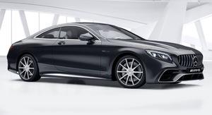 2019 Mercedes-AMG S63
