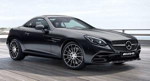 2019 Mercedes-AMG SLC43