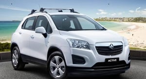 2019 Holden Trax