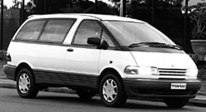 1996 Toyota Tarago