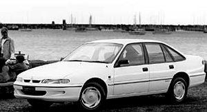 1993 Holden Commodore