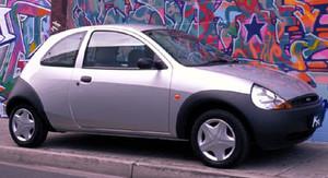 Ford Ka Specs