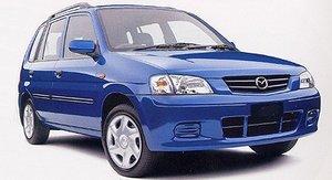 2002 MAZDA 121