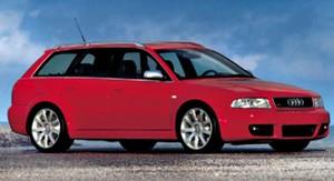 2000 AUDI RS 4