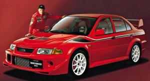 For Mitsubishi Lancer EX / Evolution X 9 2007~2016 Car