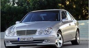 2003 MERCEDES-BENZ E55