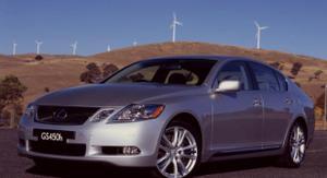 2006 Lexus GS450h