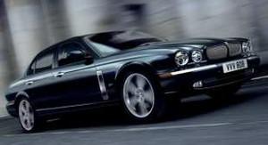 2009 Jaguar XJR