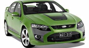 2010 Ford FPV