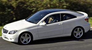 2011 Mercedes-Benz CLC