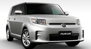 2016 Toyota Rukus