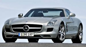 2010 Mercedes-Benz SLS