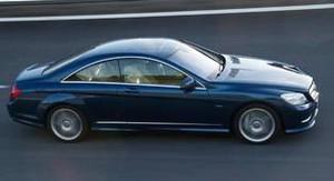 2015 Mercedes-Benz CL500