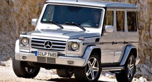2011 Mercedes-Benz G